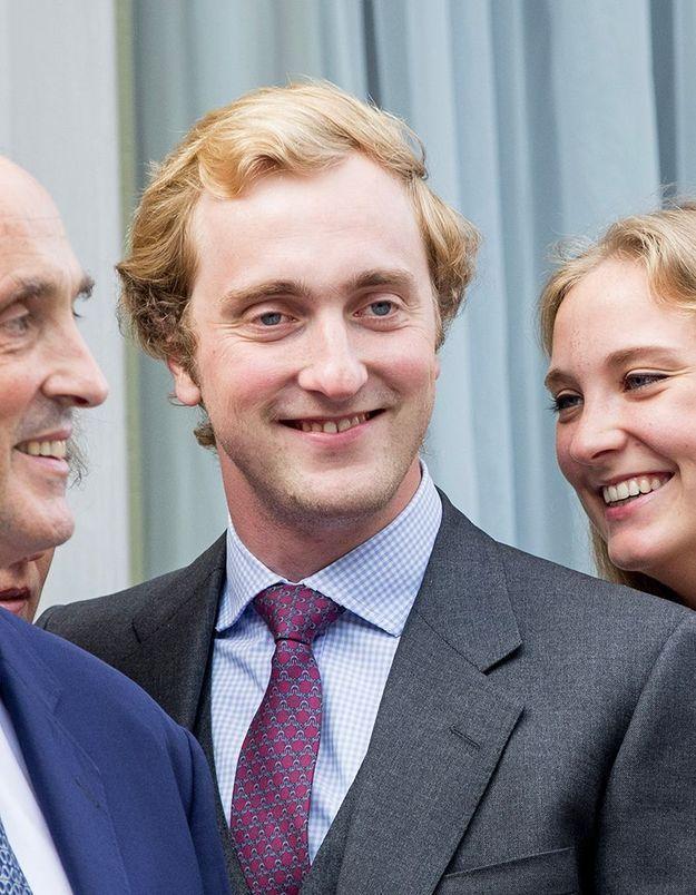 Prince Joachim de Belgique