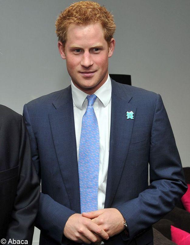 Prince Harry: ses photos nues censurées dans la presse britannique