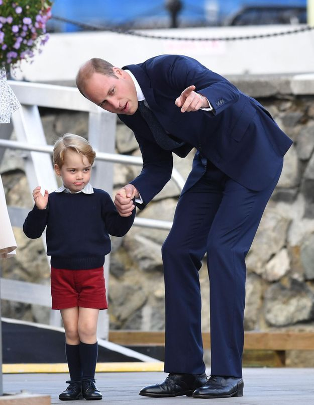 Prince William : « George est un peu turbulent », ses confidences sur la paternité