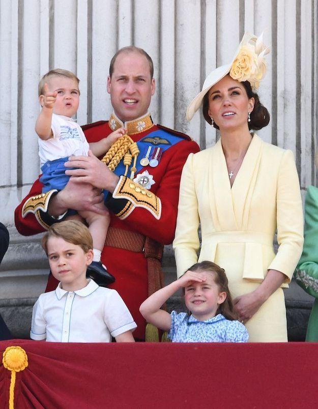 Prince William : sa confidence à propos des repas avec ses 3 enfants