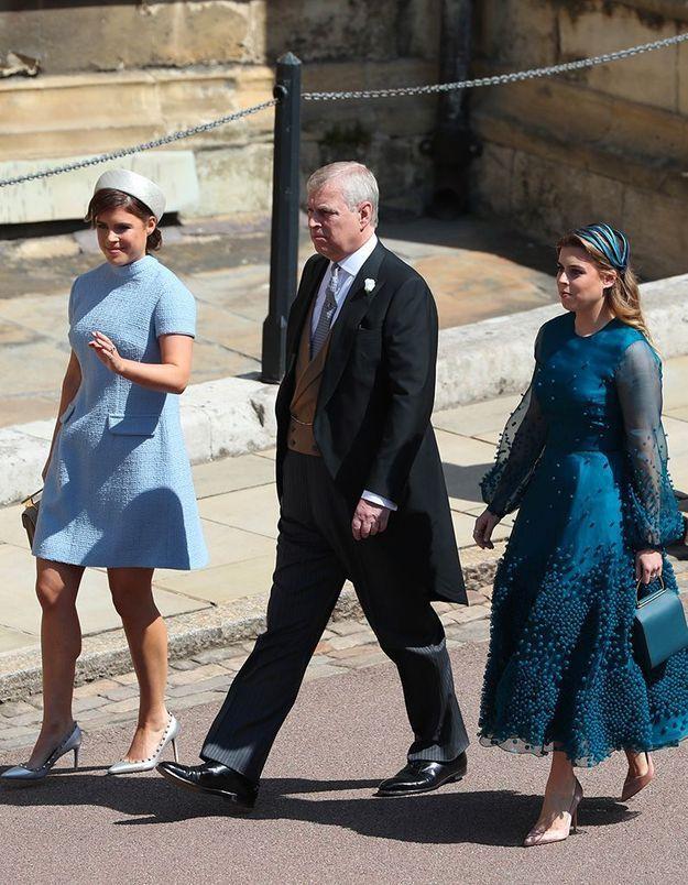 Au mariage de Harry et Meghan à Windsor, là où elle va elle aussi se marier.