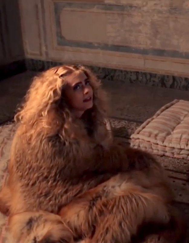Quand Cara Delevingne joue dans un film d'horreur…