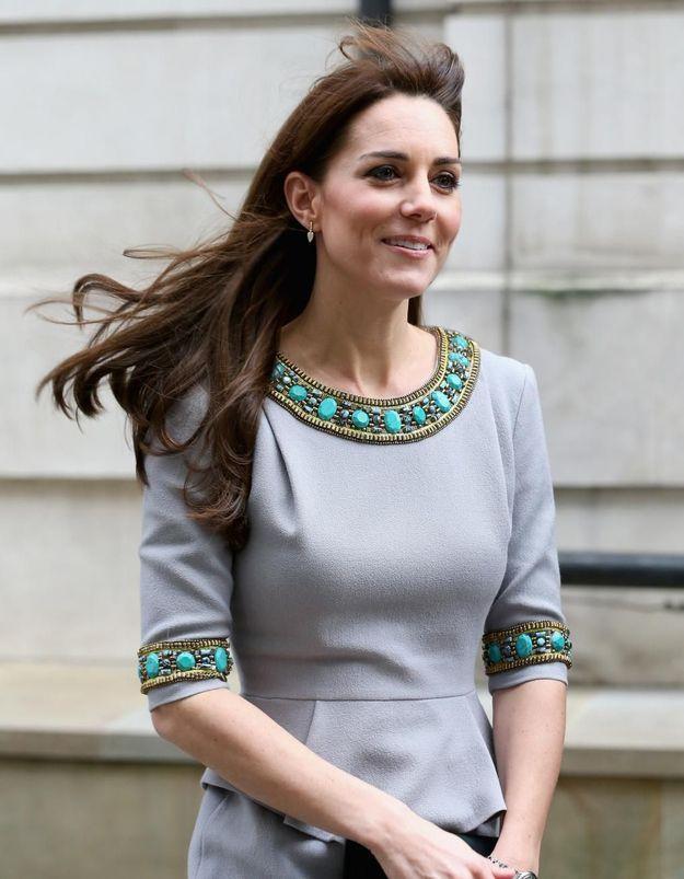Quand Kate Middleton révolutionne le Noël royal