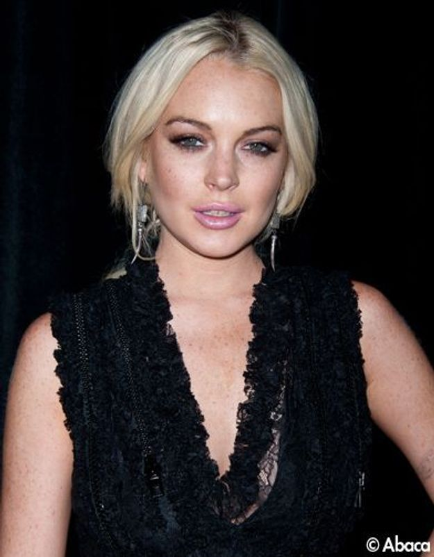 Quand Lindsay Lohan se compare à Marilyn Monroe