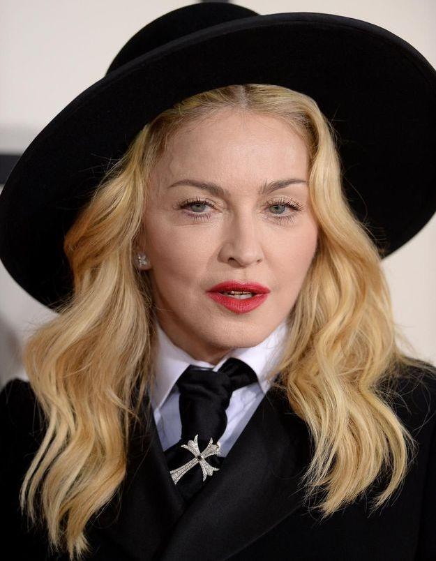 Quand Madonna rencontre Obama : découvrez les photos !