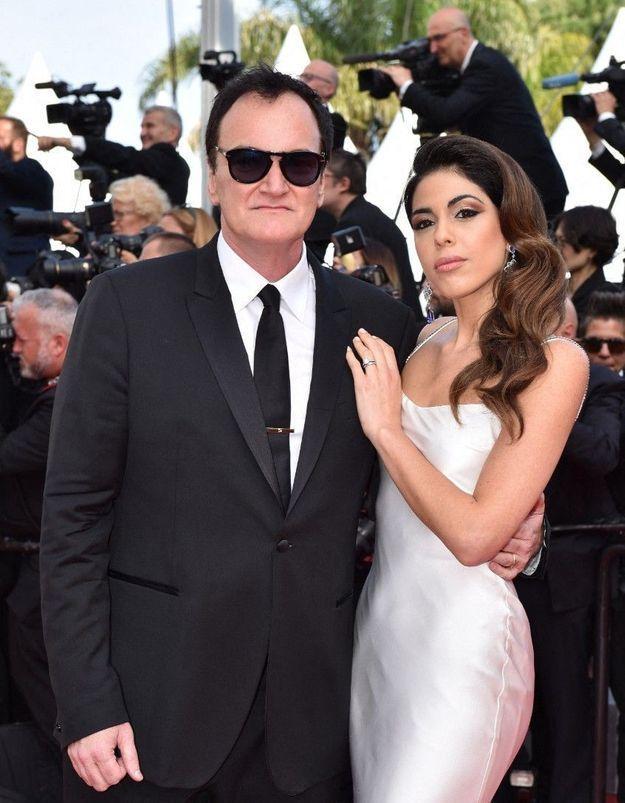 Quentin Tarantino papa à 56 ans : son bébé est né !