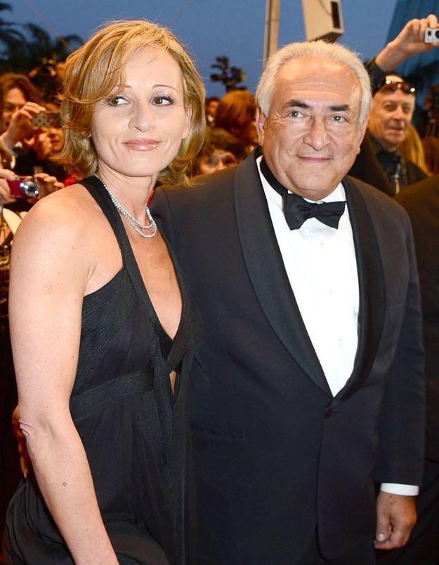 Qui est Myriam L'Aouffir, la nouvelle compagne de DSK ?