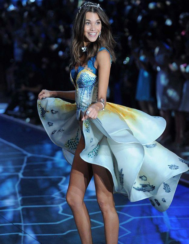 Qui est Pauline Hoarau, l'ange français de Victoria's Secret?