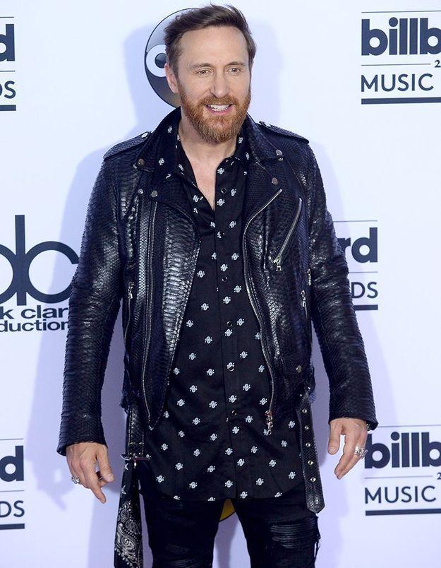 Côté français, David Guetta est en première position.
