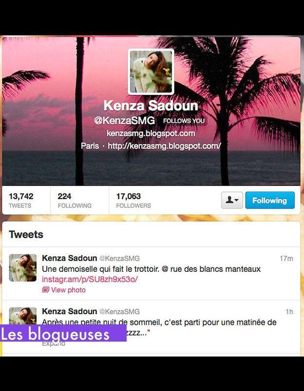 Les Blogueuses Kenza