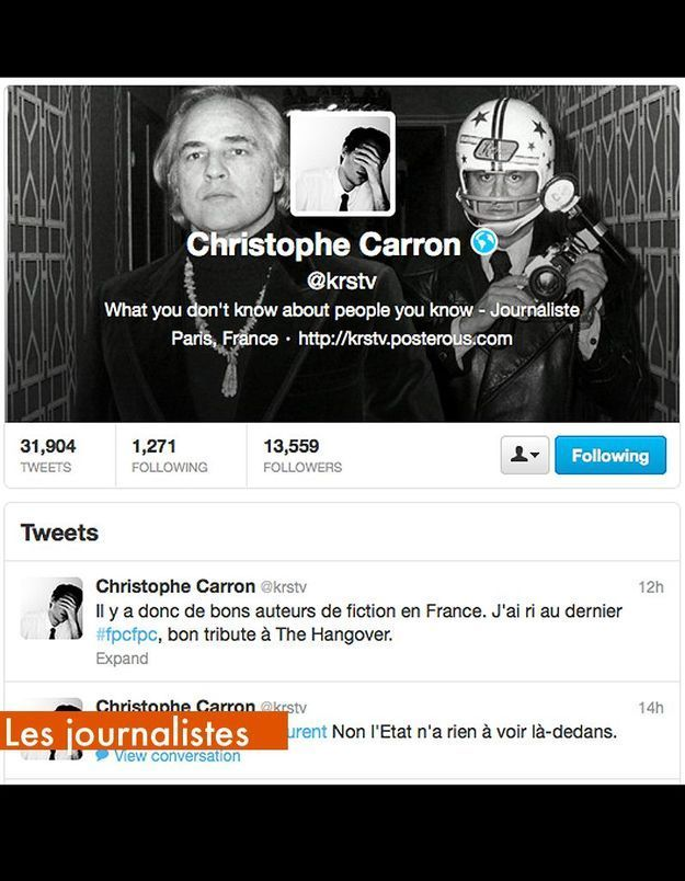 Les Journalistes Krstv