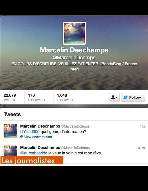 Les Journalistes Marcelindchmps
