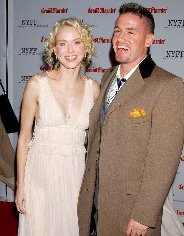 Ben et Naomi Watts