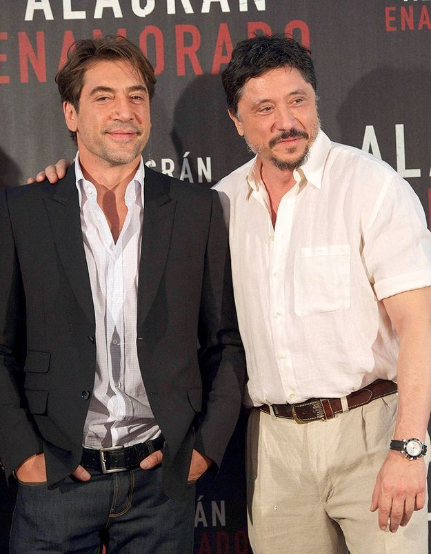 Carlos et Javier Bardem