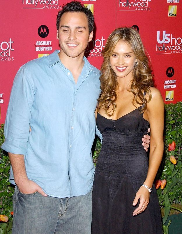 Joshua et Jessica Alba