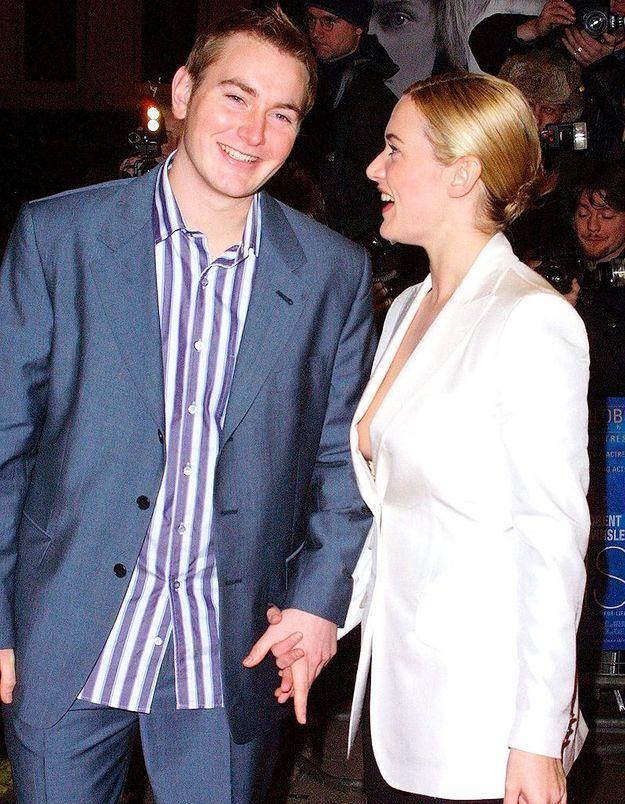 Joss et Kate Winslet