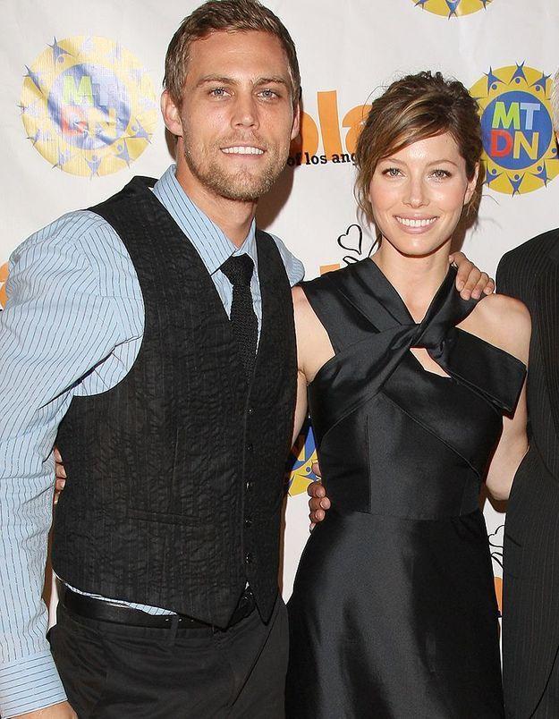 Justin et Jessica Biel