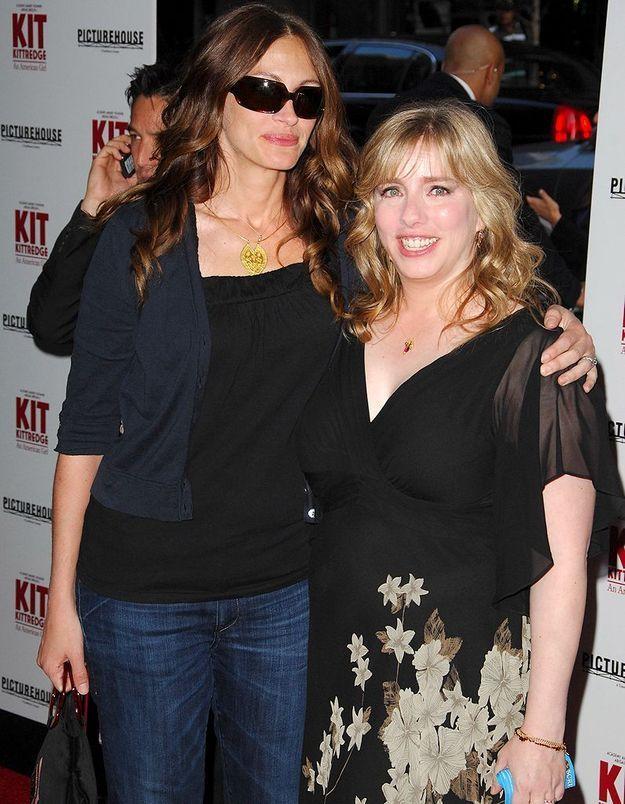 Lisa et Julia Roberts