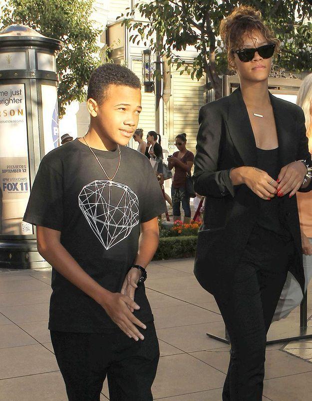 Rajad et Rihanna