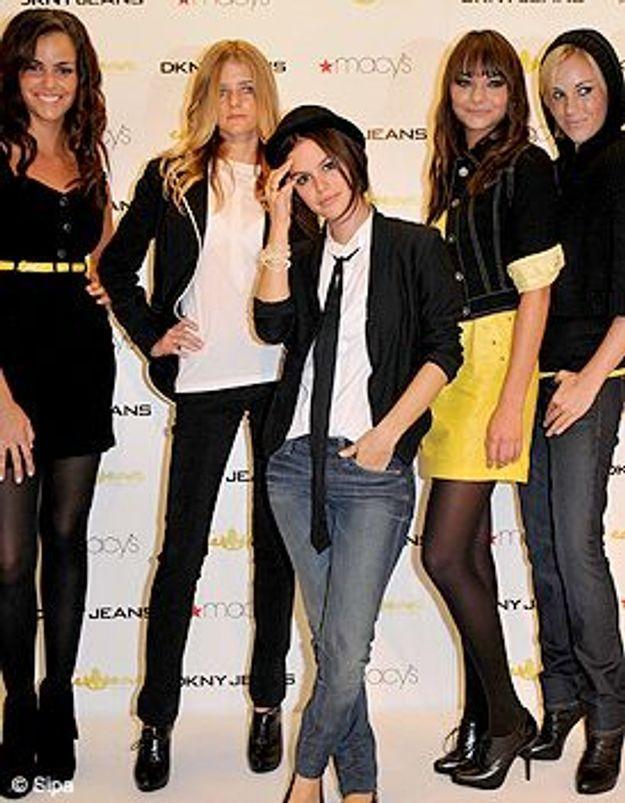 Rachel Bilson pour DKNY Jeans