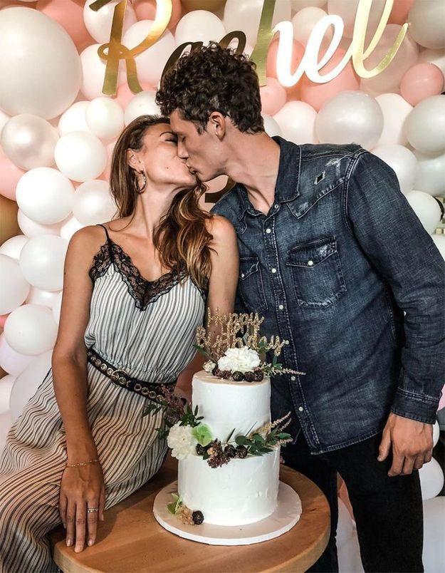 Rachel Legrain Trapani en couple avec Benjamin Pavard : comment ils gèrent l'amour à distance