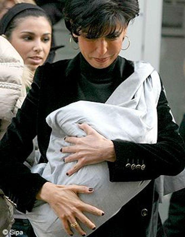 Rachida Dati : de la maternité au conseil des ministres