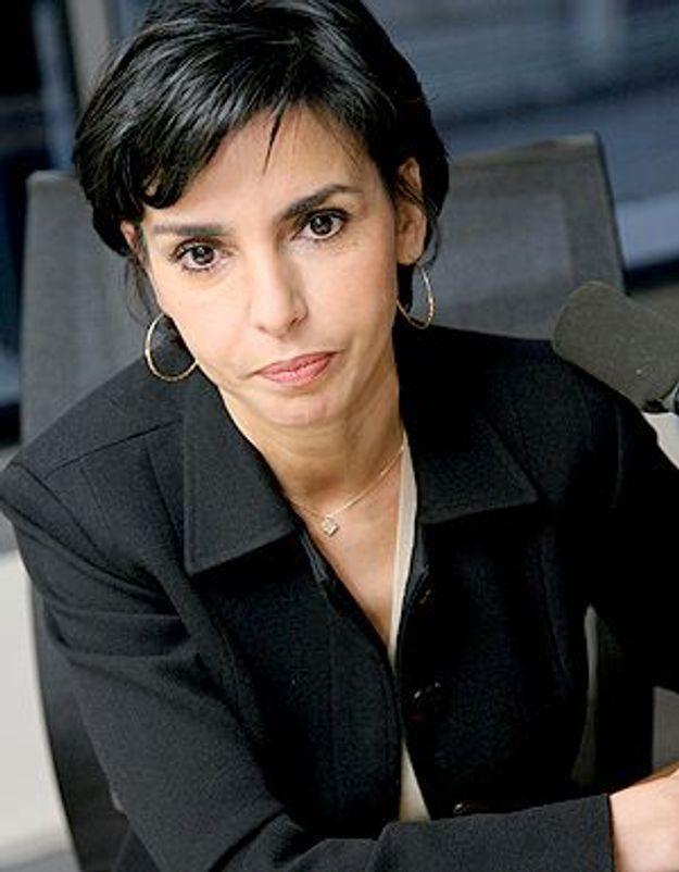 Rachida Dati dérape en insultant un journaliste