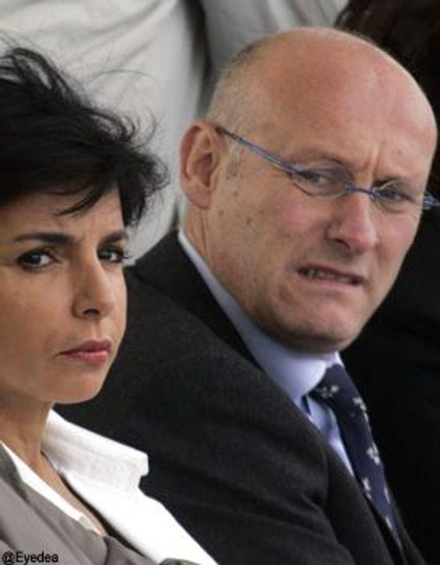 Rachida Dati en colère contre Laporte