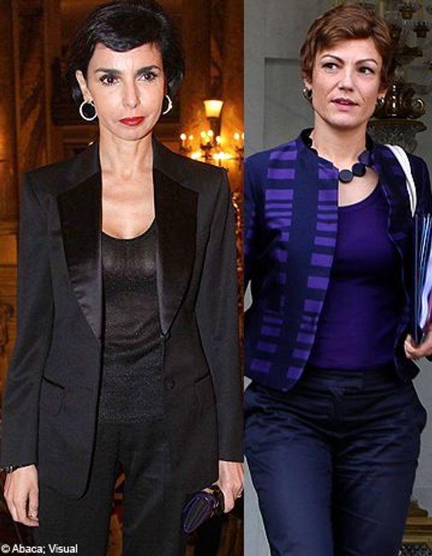 Rachida Dati et Chantal Jouanno : c'est la guerre ouverte !