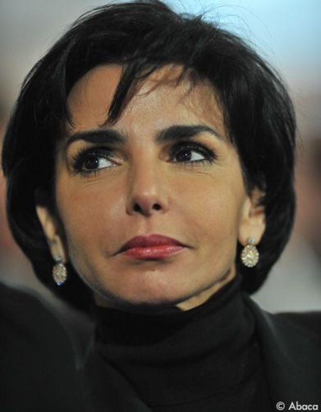 Rachida Dati renonce à porter plainte contre Benjamin Biolay