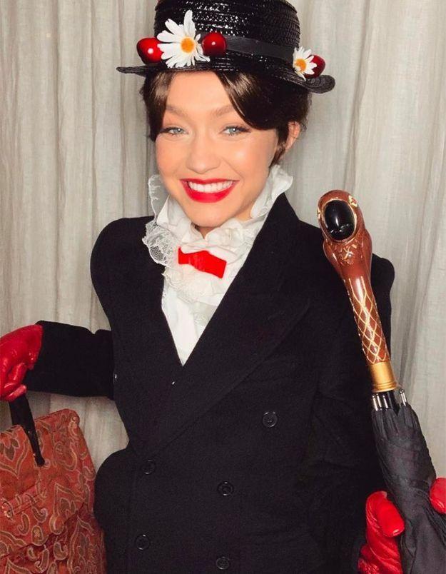 Reconnaissez-vous cette star déguisée en Mary Poppins ?