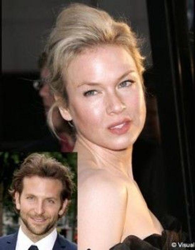 Renee Zellweger et Bradley Cooper : c'est du sérieux !