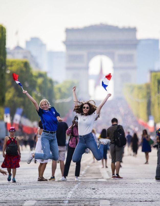 Les Français sont Champions du monde !