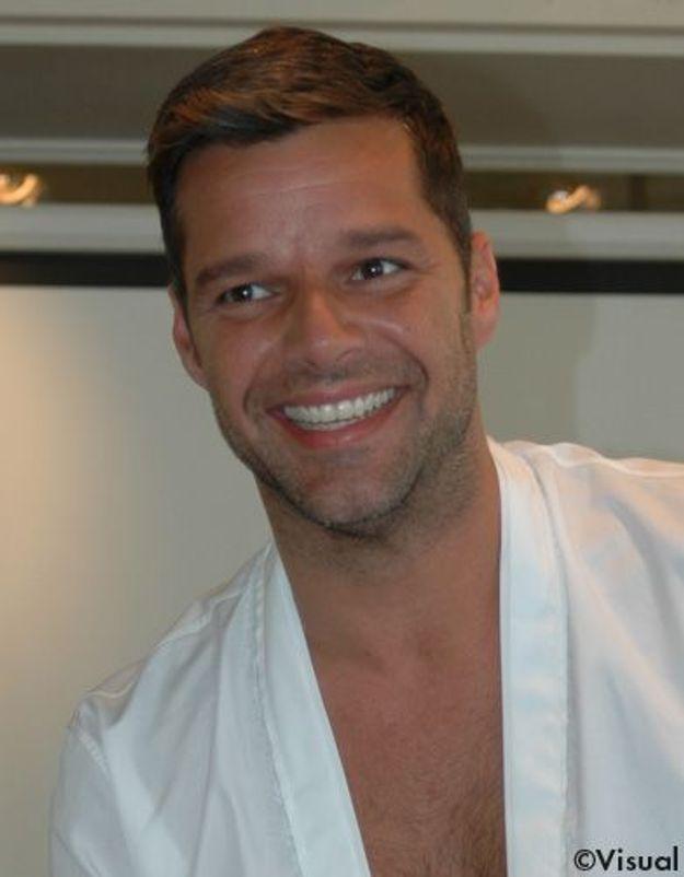 Ricky Martin devient espagnol pour se marier