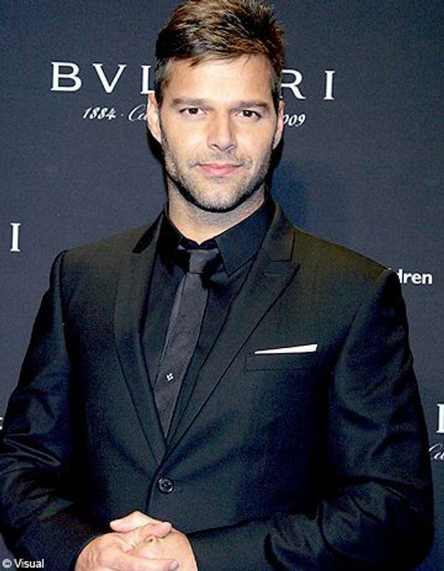 Ricky Martin fait enfin son coming-out !