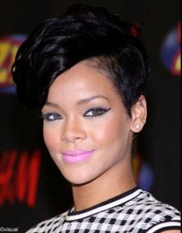 Rihanna et Chris Brown, stars du Muppet Show