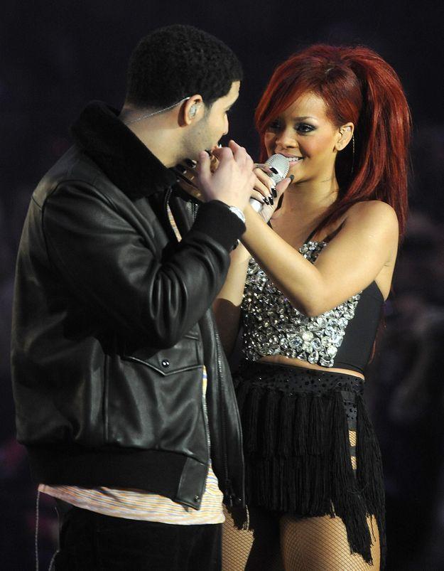 Rihanna et Drake, à nouveau en couple ?