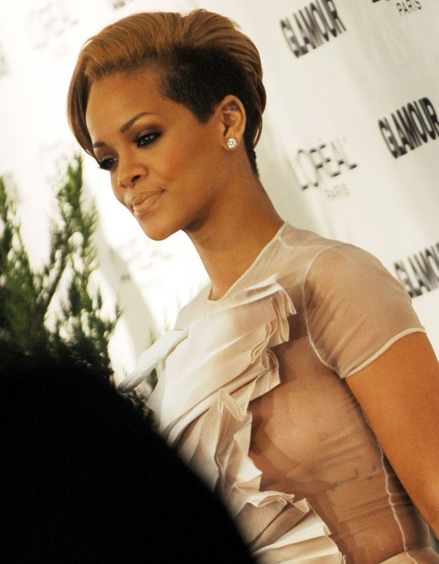 Rihanna aux Glamour Women of the Year Awards 2009