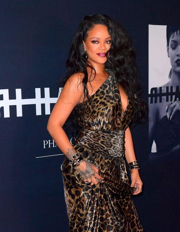 Rihanna  : sa dernière photo Instagram fait le buzz