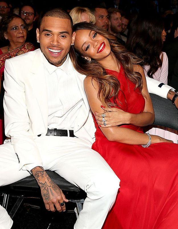 Rihanna voudrait se marier avec Chris Brown cet été !