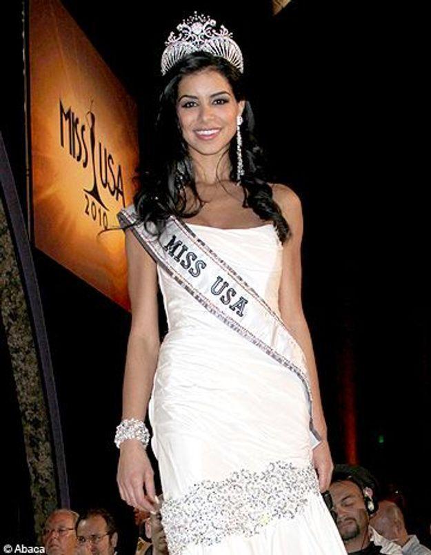 Rima Fakih : premiu00e8re u00ab Miss USA u00bb du2019origine arabe - Elle