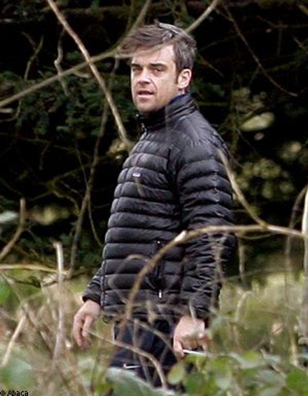 Robbie Williams, interpellé pour vol