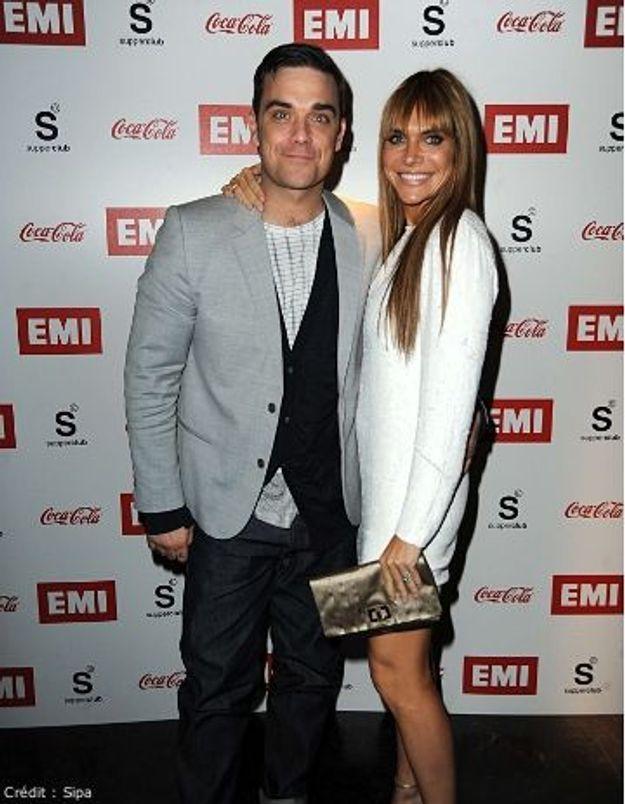 Robbie Williams se marie aujourd'hui en toute discrétion