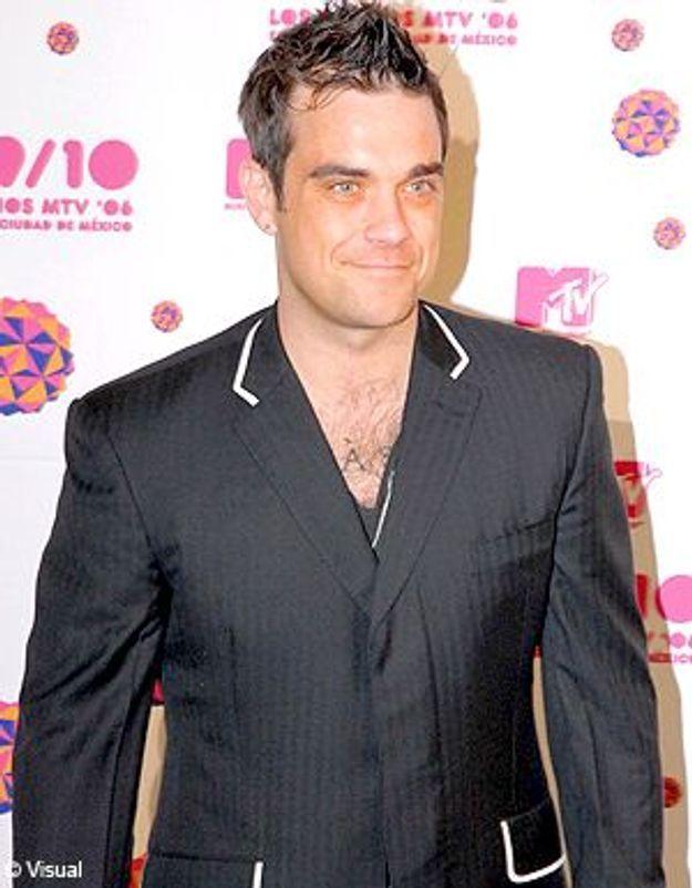 Robbie Williams : un nouvel album et bientôt un bébé ?