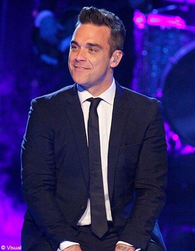 Robbie Williams va être papa!
