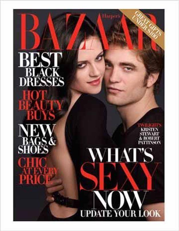 Robert Pattinson : « Kristen Stewart est unique »
