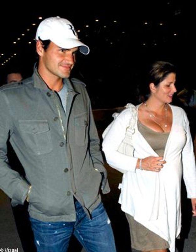 Roger Federer et sa femme, fans de Lenny Kravitz