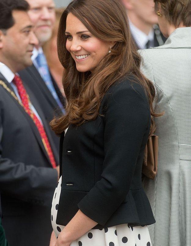 Royal Baby : Kate Middleton accouche, le palais confirme !