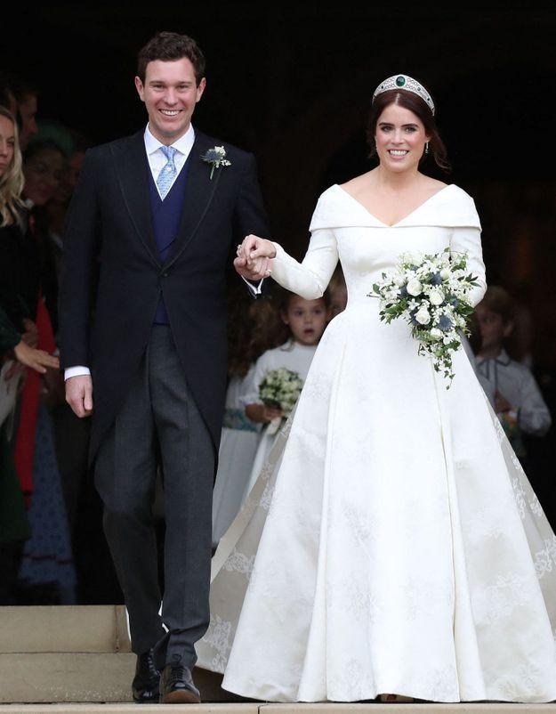 Royal baby : la grossesse de la princesse Eugénie ravit la famille royale !