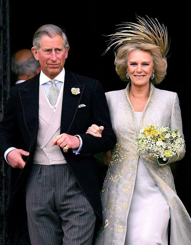 Le mariage du prince Charles et Camilla Parker Bowles en 2006